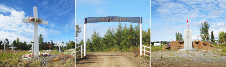 Town of Inuvik Cemetery