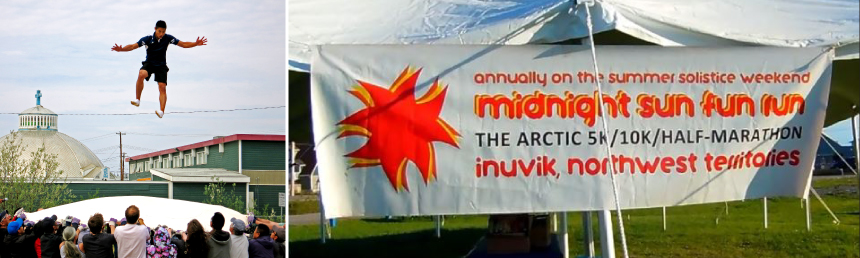 Aboriginal Day and Midnight Sun Run