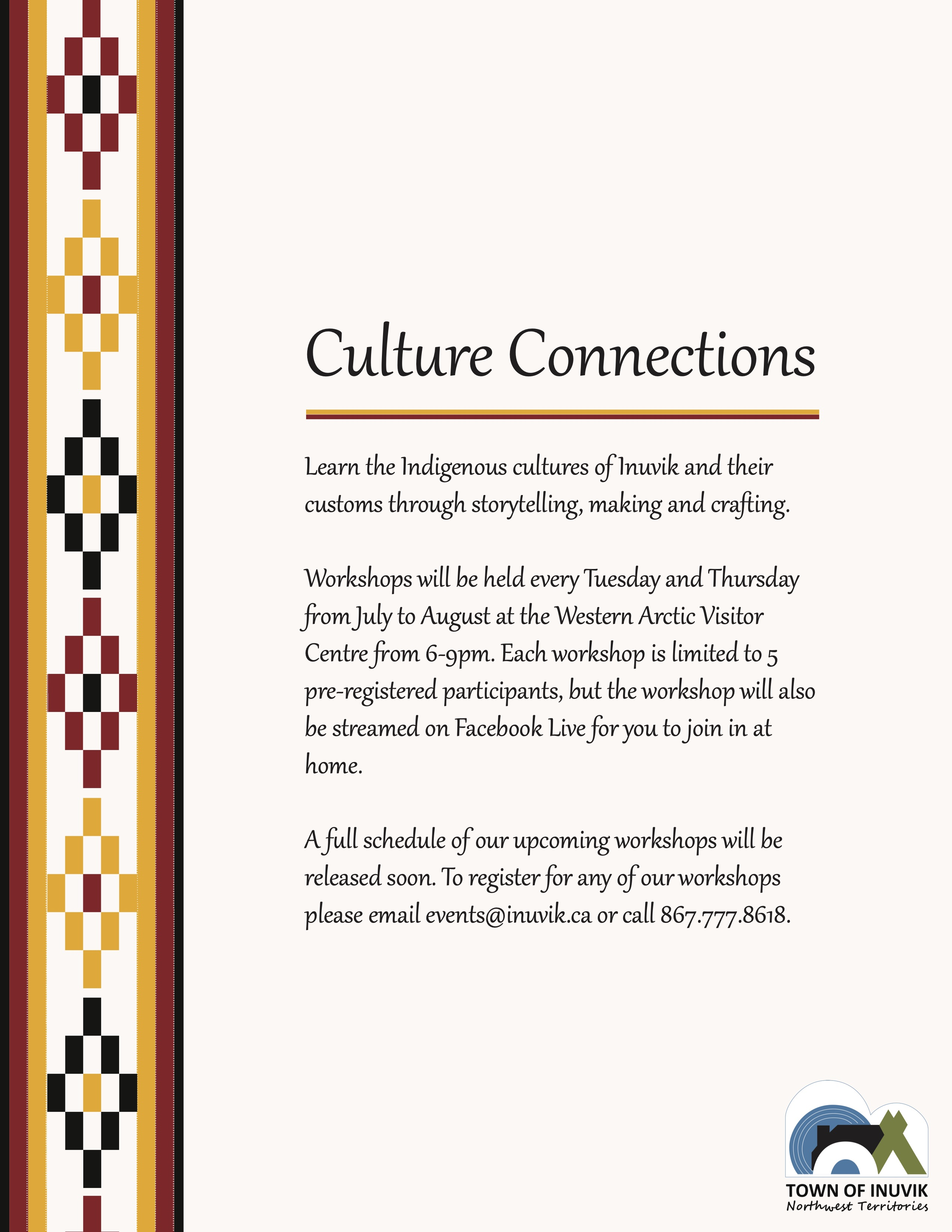 Culture Connections Poster