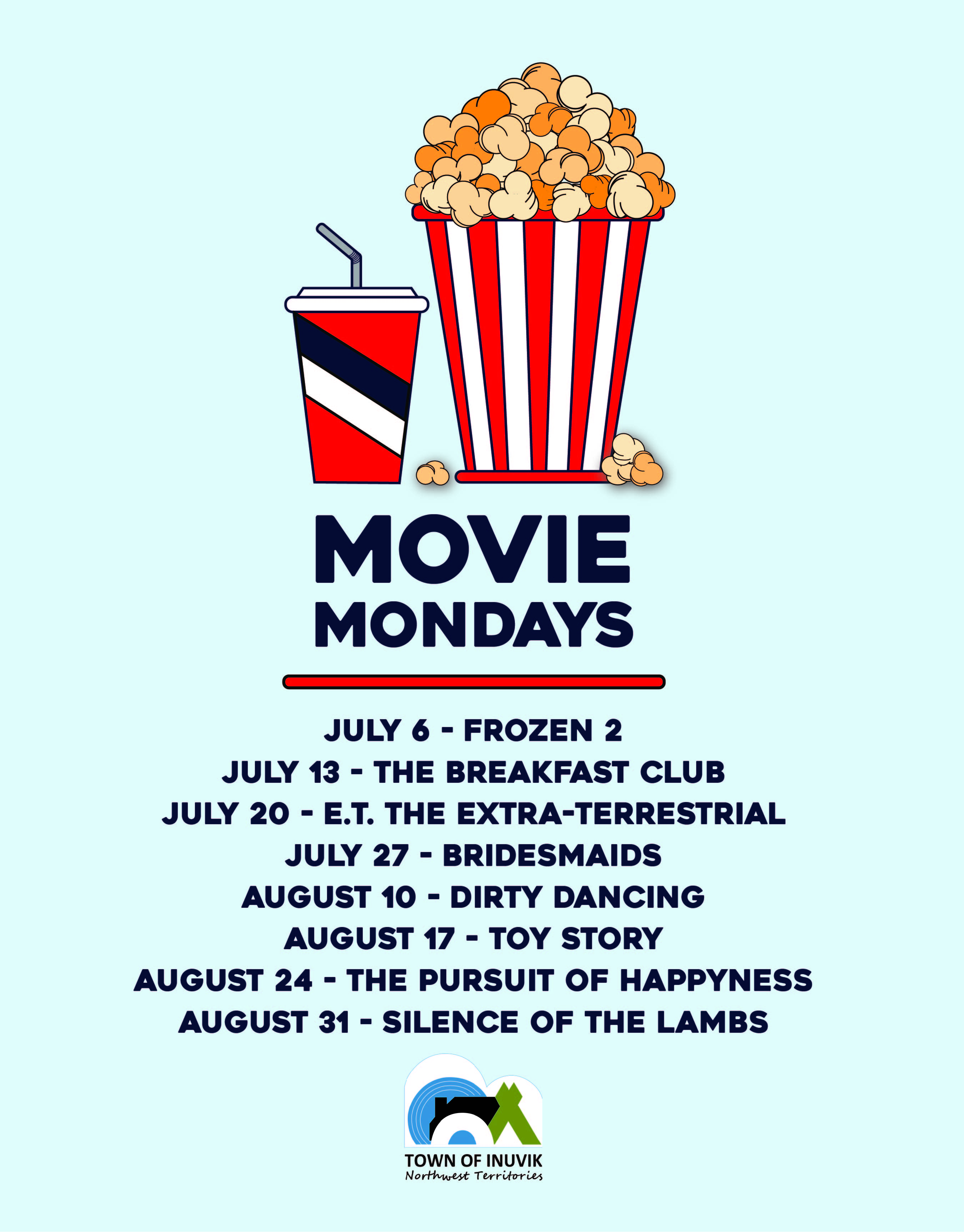 Movie Mondays Selection