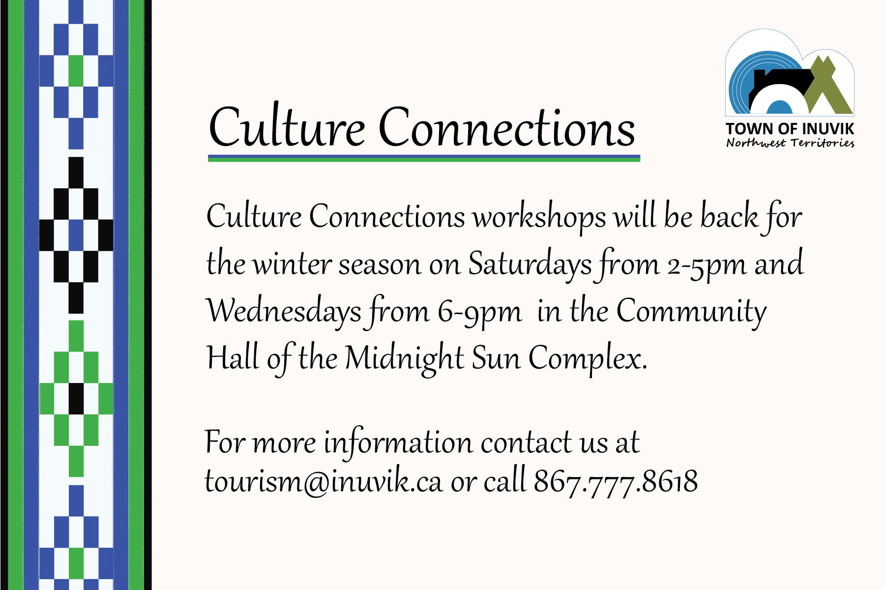 Winter Culture Connections