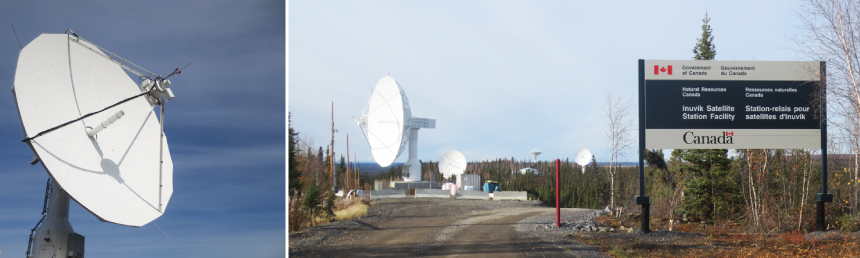 Inuvik Satellite Station Facility