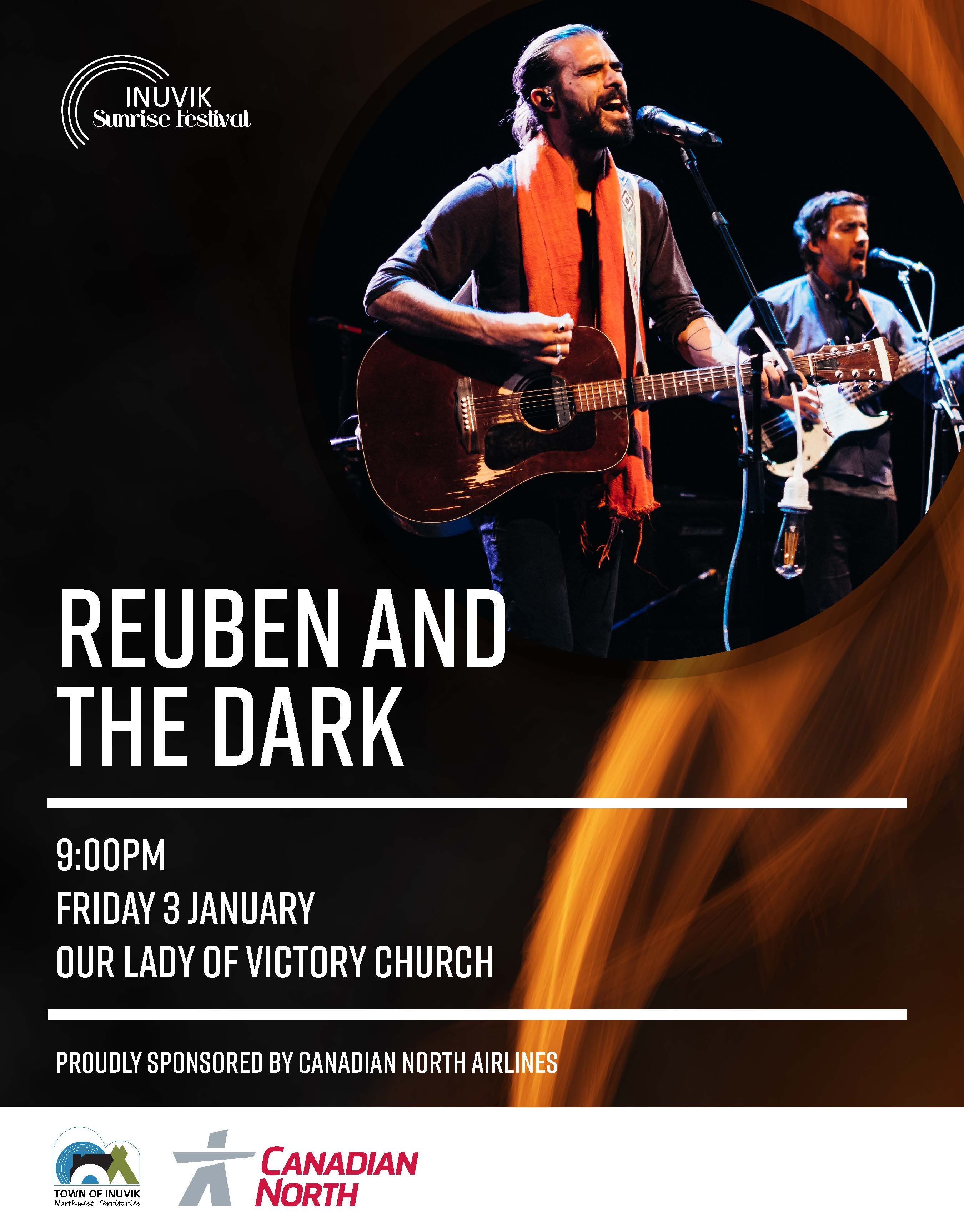 Reuben and the Dark Poster