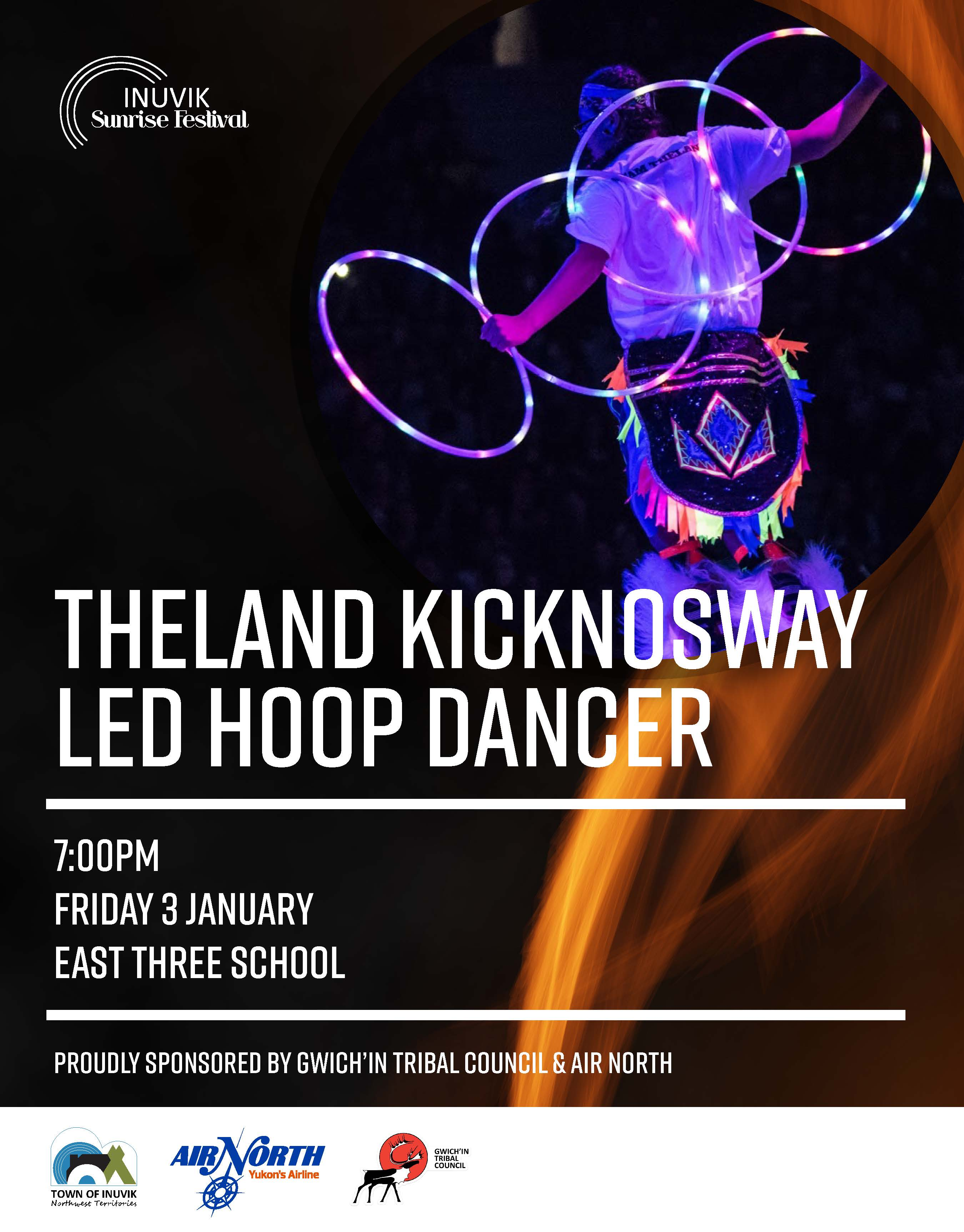 Theland Kicknosway Poster