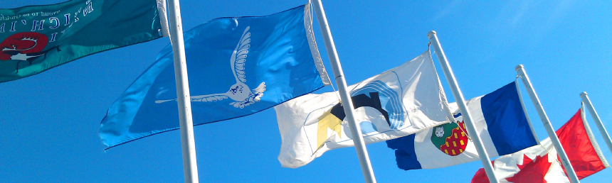 Inuvik Flags
